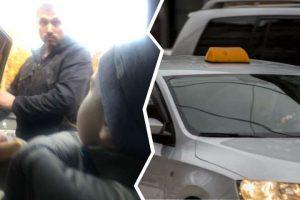 Таксист из Новосибирска выкинул из машины женщину с двухлетним ребенком