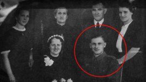 В новосибирской IKEA обнаружили фото с солдатом Третьего рейха