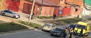 В Новосибирске сбили подростка на пешеходном переходе