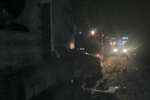 Три женщины погибли в ДТП под Новосибирском