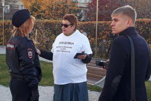 В Новосибирске обманутые дольщики начали голодовку