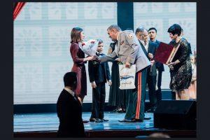 Новосибирцы получили награду Всероссийского конкурса «Семья года»