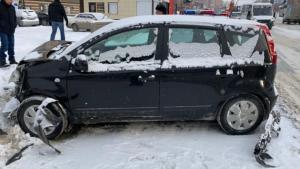 67-летний водитель в Новосибирске сбил женщину-пешехода и погиб