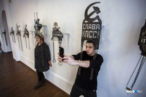 Выставка-манифест открылась в Новосибирске