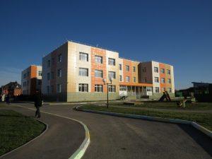 В Бердске открылся новый детский сад