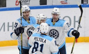 «Сибирь» одержала победу над командой «Йокерит»