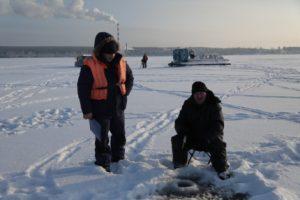 Рыбаков призывают соблюдать правила безопасности