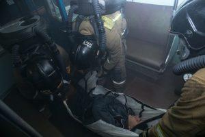 В Новосибирском метро прошли учения