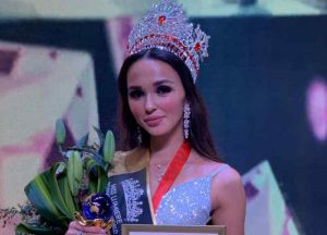 Новосибирская студентка выиграла конкурс красоты в Малайзии