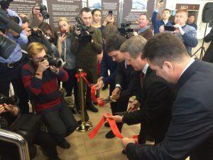 Новый автовокзал открыли в Новосибирске
