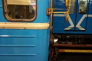 Женщина упала на рельсы в новосибирском метро