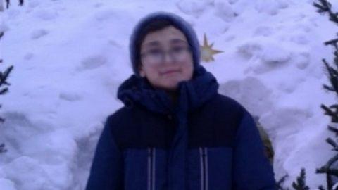 11-летний мальчик в очках пропал в Новосибирске
