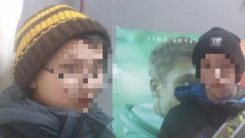 Волонтеры нашли 11-летнего «потеряшку» с приятелем у кинотеатра