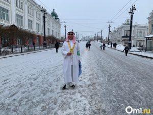 Новосибирцы заняли призовые места в Рождественском полумарафоне в Омске