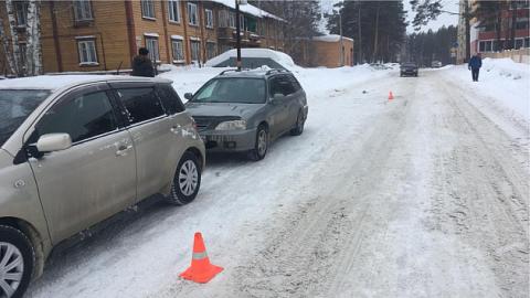 ДТП в Новосибирске: пострадала 3-летняя девочка