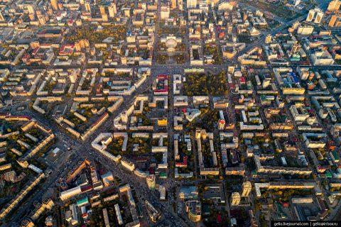 В Новосибирске появилось новое управление, призванное заниматься озеленением и благоустройством