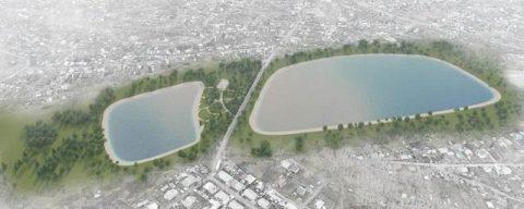 На месте болота в Новосибирской области сделают озеро