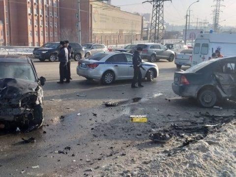 Смертельное ДТП на проспекте Энергетиков: погибла женщина