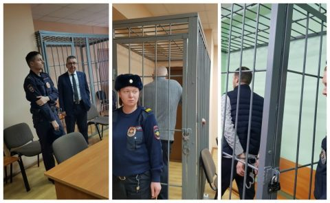 Суд отправил в СИЗО главу отдела СКР и двух адвокатов