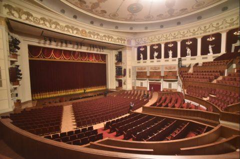В Новосибирском театре оперы и балета пройдут спектакли при пустом зале