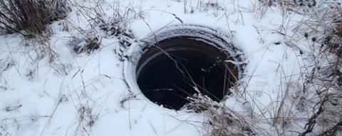 Пятилетние дети провалились в колодец с водой в Новосибирске