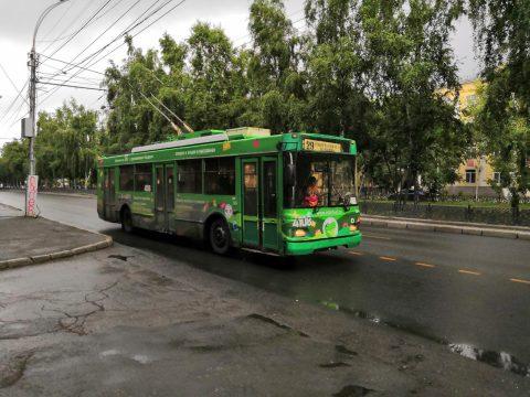 Из-за анонимных жалоб 10 троллейбусов не выехали в рейс в Новосибирске.