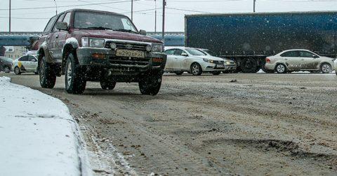 В Новосибирске дороги станут ещё хуже