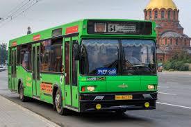 Автобусы в Новосибирске перестанут гоняться за пассажирами