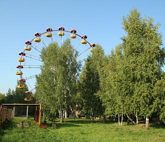Затулинский дисперсный парк в Новосибирске будет одним из самых необычных