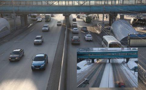 В Новосибирске опустели улицы