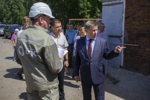 Новый директор назначен в МУП «Энергия» Новосибирска