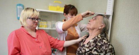 В Новосибирске и области проводят диспансеризацию ветеранов