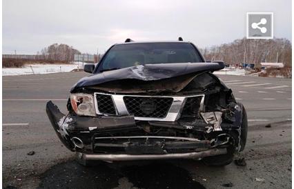 Пассажир «Toyota» погиб в ДТП в Каргатском районе