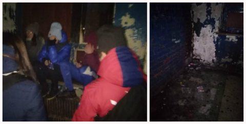 Подростки разгромили общежитие на ОбьГЭСе