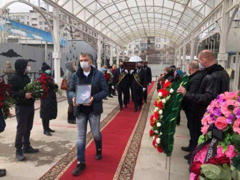В Новосибирске простились с Розой Литвиненко