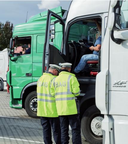 В Новосибирске усилили контроль за грузовыми автомобилями
