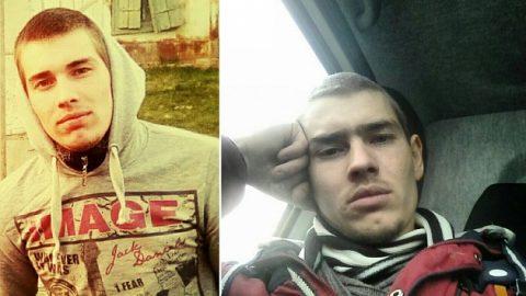 Волонтеры Новосибирска ищут пропавшего парня без двух передних зубов