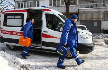 У 35 фельдшеров в Новосибирске обнаружили коронавирус