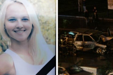 В результате ДТП в Новосибирске погибла молодая девушка