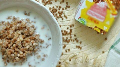В Новосибирске начали выпускать мороженое с гречкой