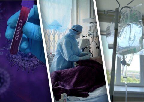 Ещё у 107 человек  в Новосибирской области подтвердился диагноз коронавирус