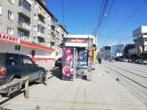 В Новосибирске снесут 250 киосков