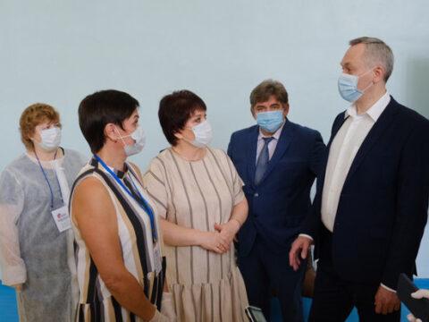 Власти Новосибирской области оценили организацию голосования