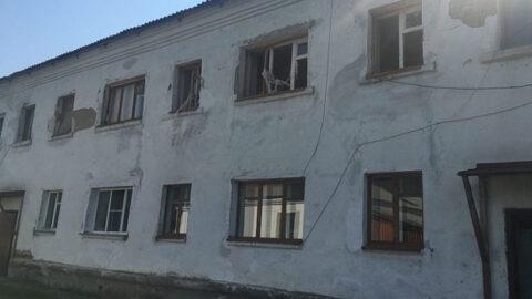 В Куйбышеве пенсионерка пострадала при взрыве газа