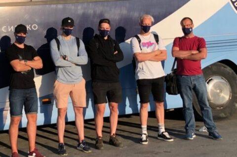 В Новосибирск прилетели финские игроки ХК «Сибирь»