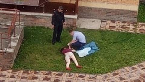 Молодой новосибирец упал с 14 этажа и разбился насмерть