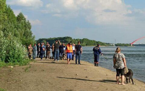 Трое людей утонули при спасении из воды девочки в Новосибирске