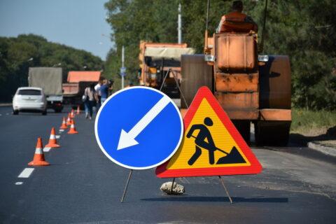 254 дороги признаны бракованными в Новосибирской области
