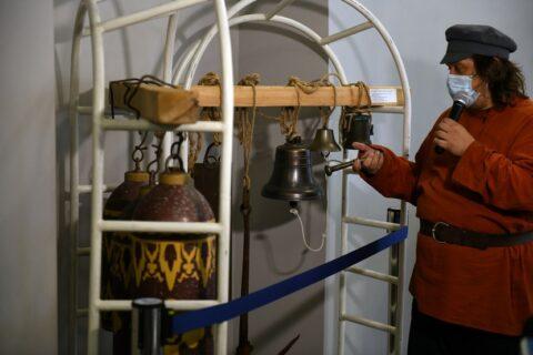 Выставка тюменских колоколов открылась в Новосибирске