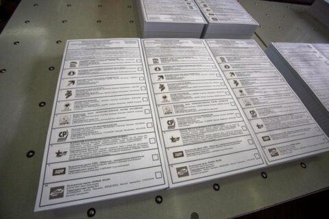 4,2 миллиона бюллетеней отпечатали для выборов в Новосибирске